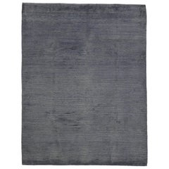 Transitional Indian Area Rug with Modern Style