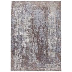Übergangszeit indischer Teppich