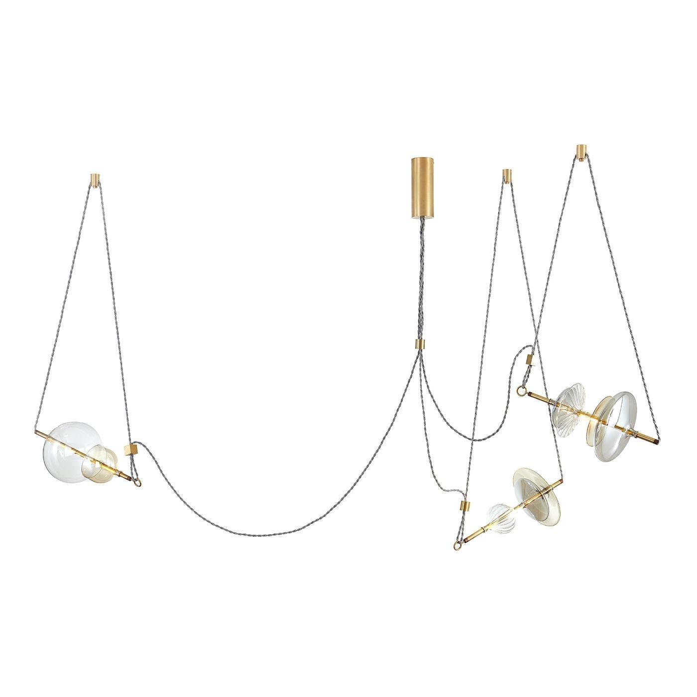 Trapezi 3-Lights