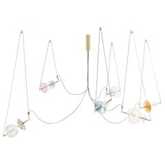Trapezi 6-Light Chandelier
