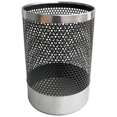 Trash Can by Velca Legnano, Milano, Italy, 1970s