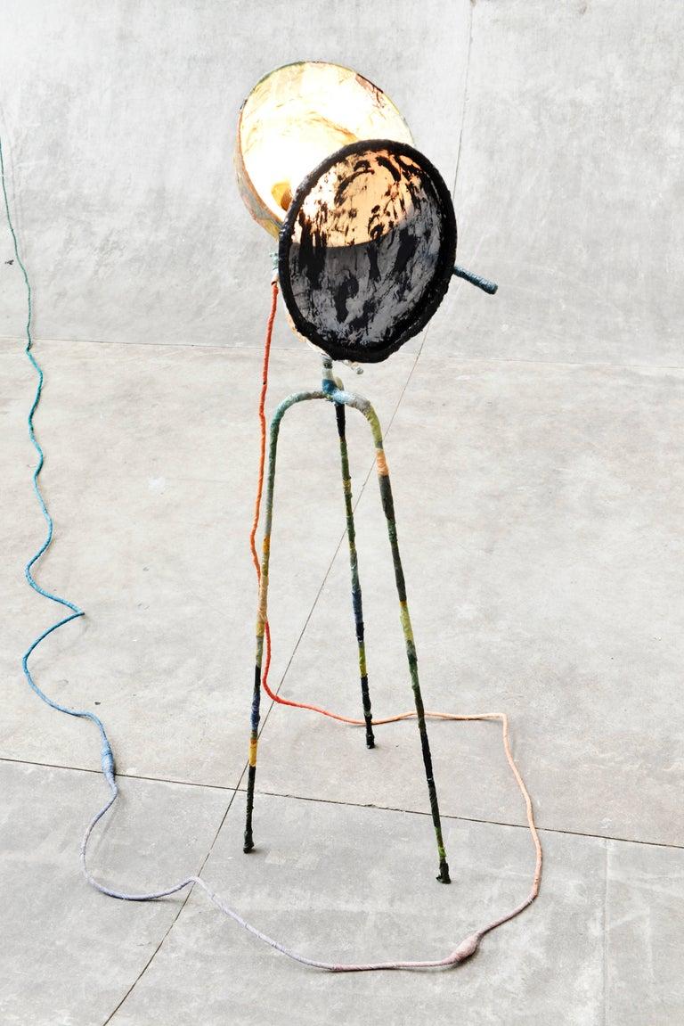 Trash Light Floor Lamp by Pepe Heykoop For Sale 3