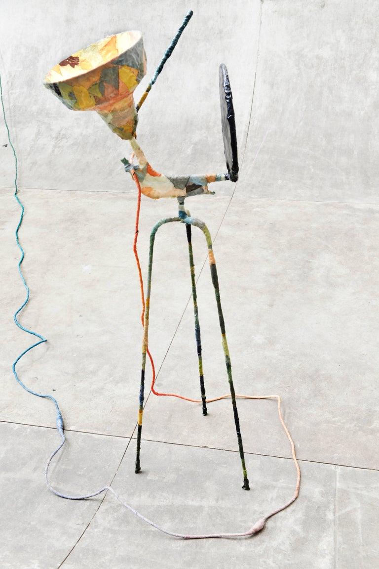 Trash Light Floor Lamp by Pepe Heykoop For Sale 1