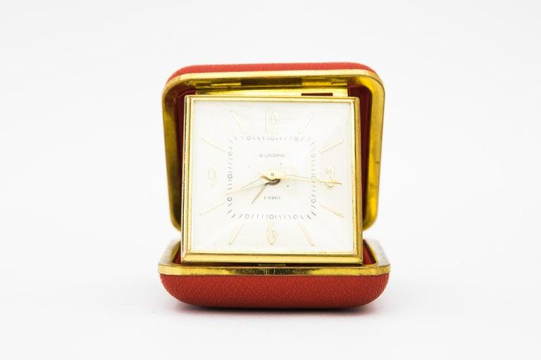 Austrian Travel Alarm Clock