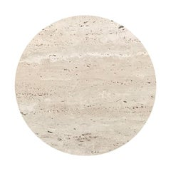 Travertine Marble Base, Small, 15w Wireless Charger
