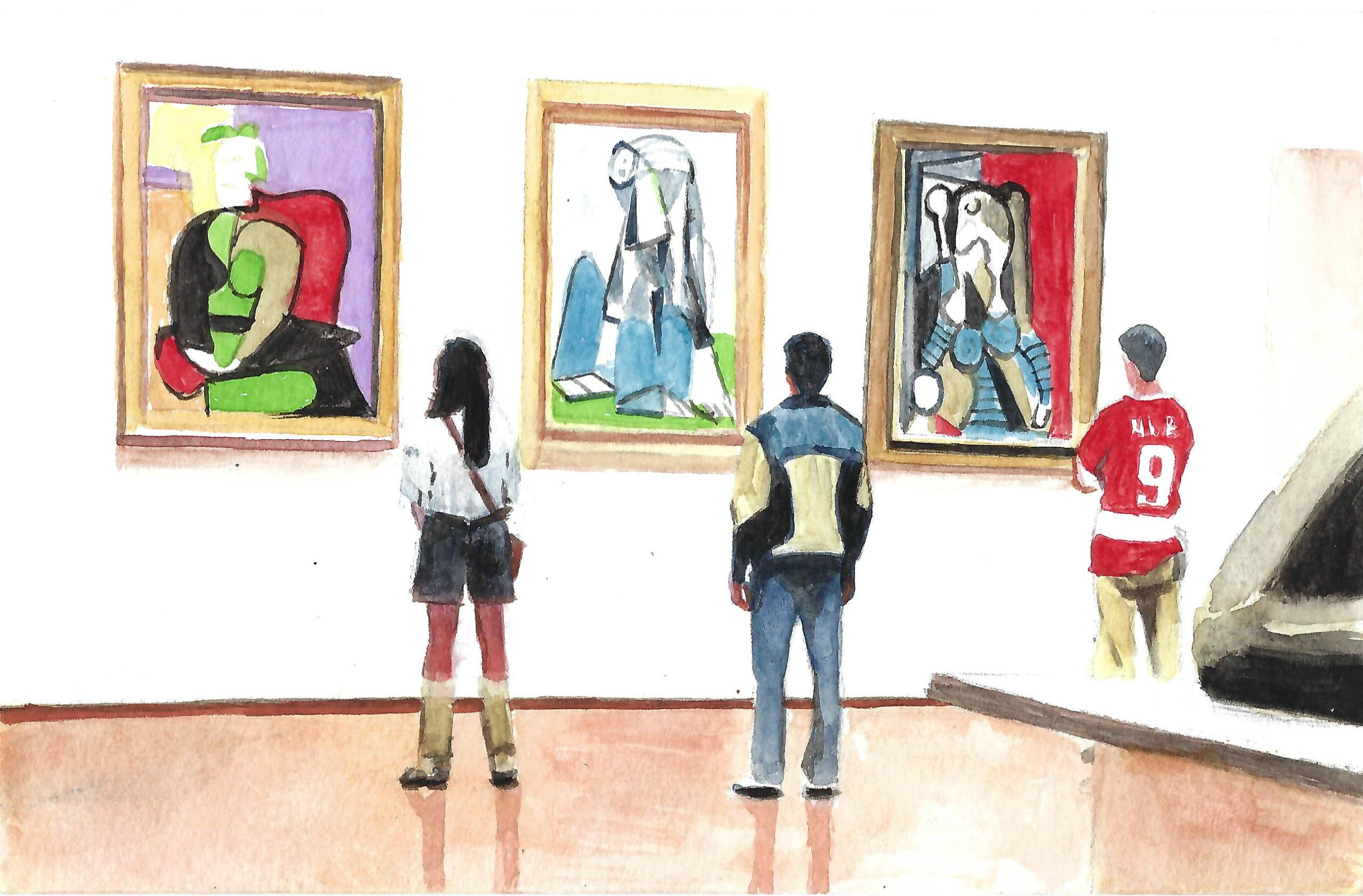 Modern Art (Ferris Bueller)