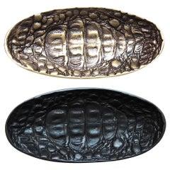 Tray in Dark Bronze by Fakasaka Design