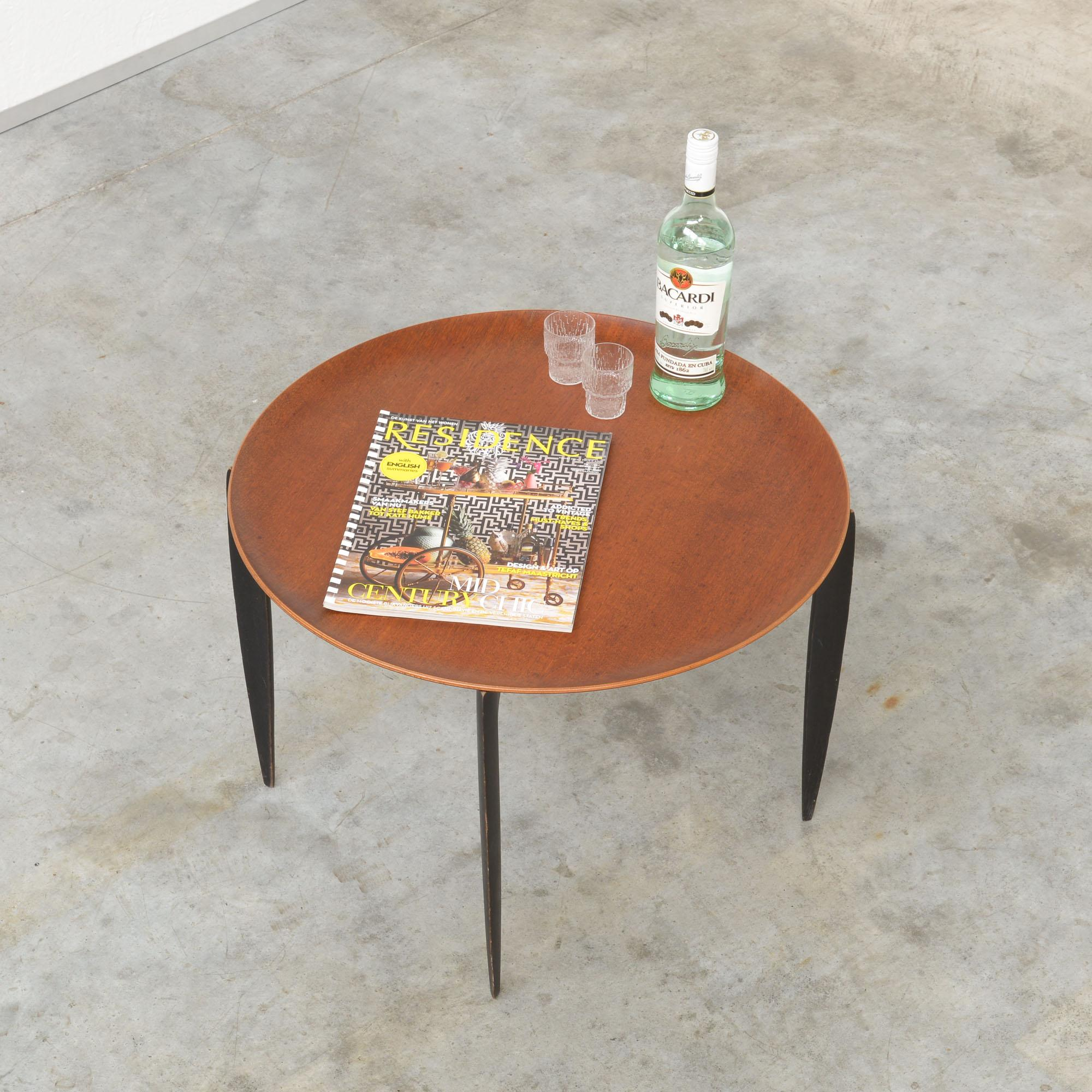 Table H Et H tray tableh. engholm and svend willumsen for fritz