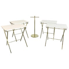 Tray Table Set by Charles Hollis Jones