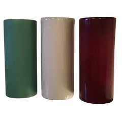 Tre S.Richard S.Cristoforo Umbrella Stand/Vase 1920 Ceramic, Italy