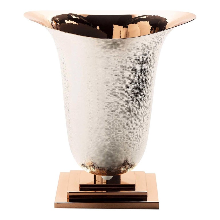 Tre Vase by Denise Viviani For Sale