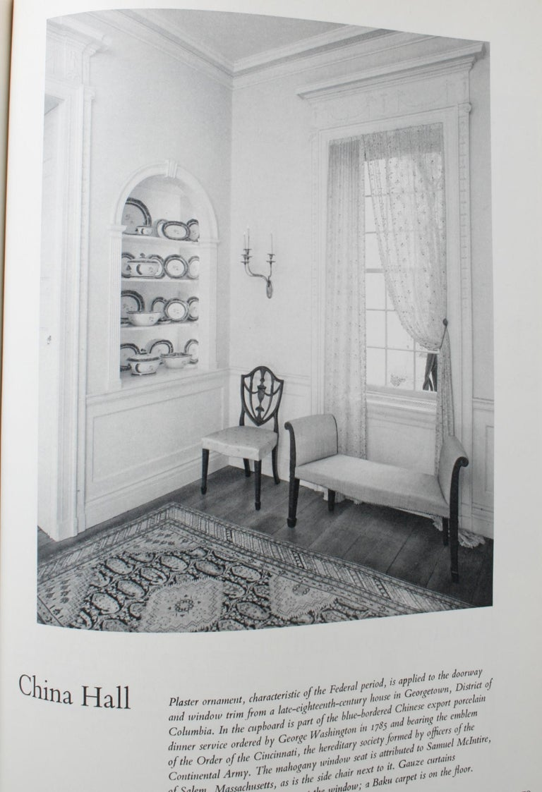Treasure House of Early American Rooms by John A. Sweeney, First Edition For Sale 10