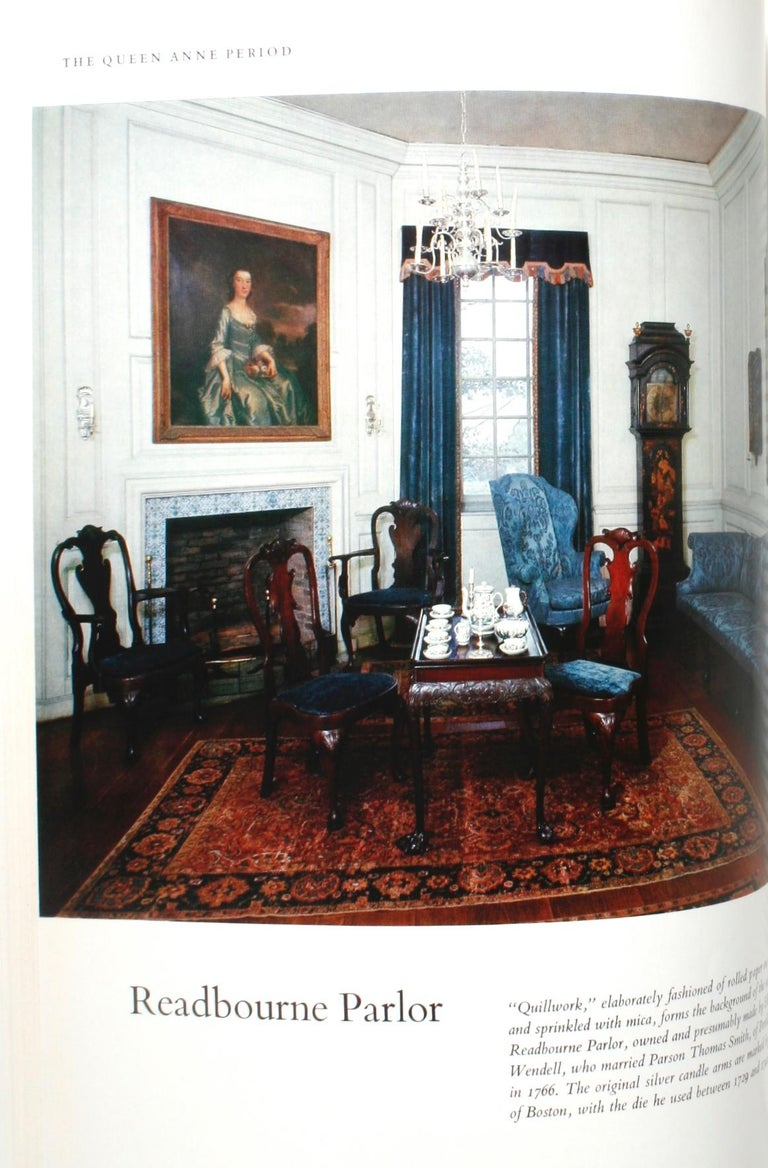 The Treasure House of Early American Rooms by John A. Sweeney with introduction by Henry F. Du Pont. Viking Press-A Winterthur Book, New York, 1963. 1st Ed hardcover with dust jacket. Beautifully illustrated in color and b&w, featuring much of the