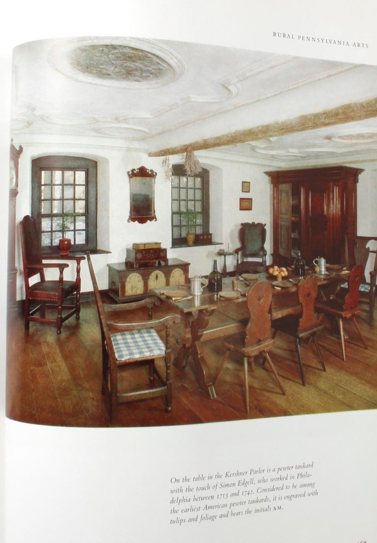 Treasure House of Early American Rooms by John A. Sweeney, First Edition For Sale 6
