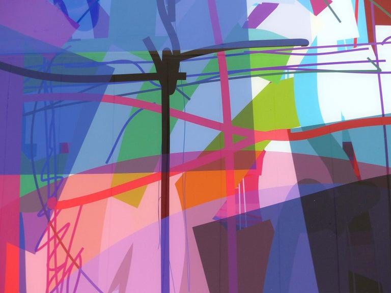 Contemporary Abstract Archival Digital Fine Art Print