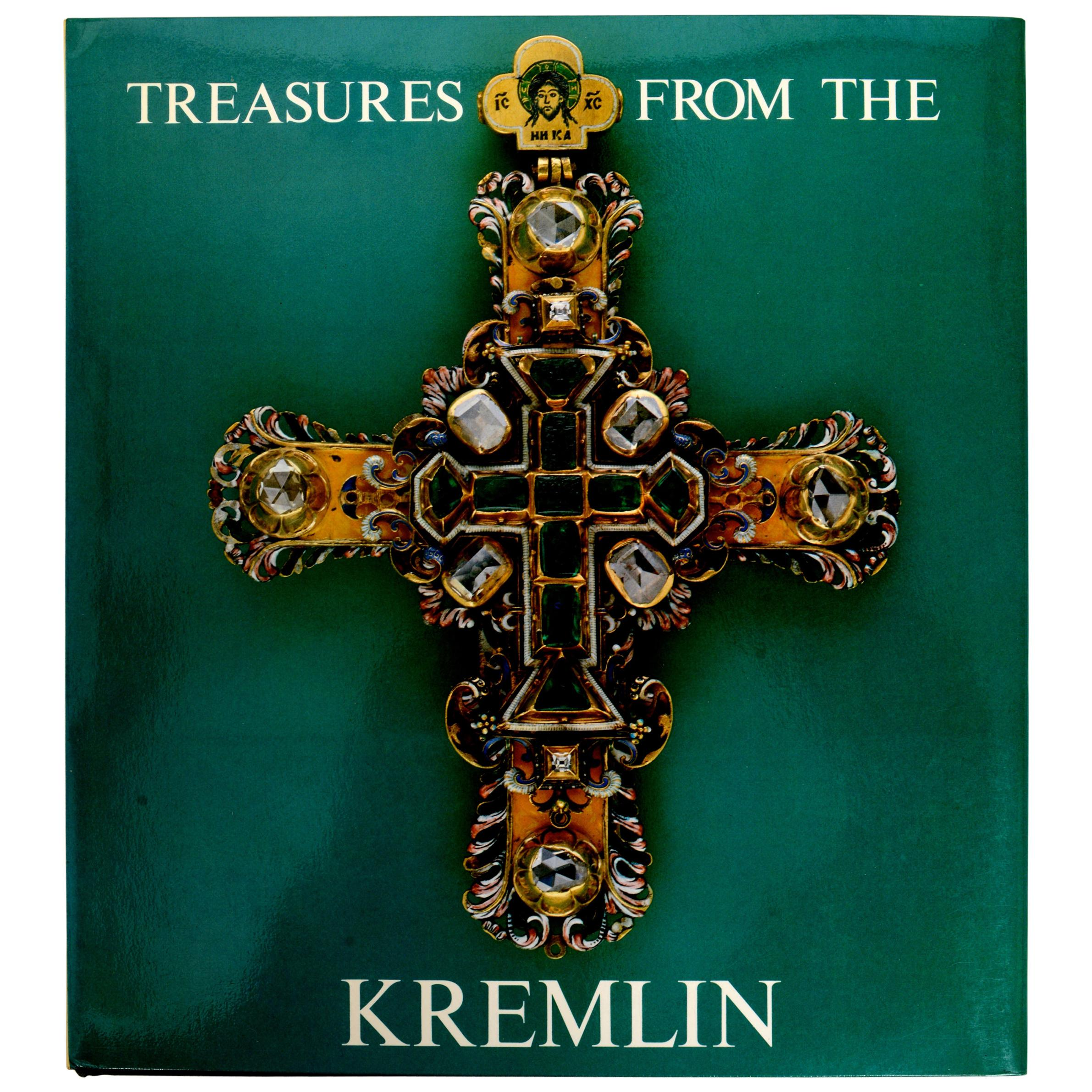 Treasures from the Kremlin, An Exhibition from State Museums of Moscow 1st Ed