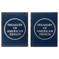 Treasury of American Design Volume 1 & 2 Ed. Clarence P. Hornung