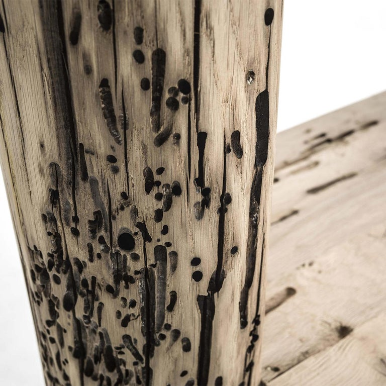 Contemporary Tree Shape Medium or Small Shelf For Sale