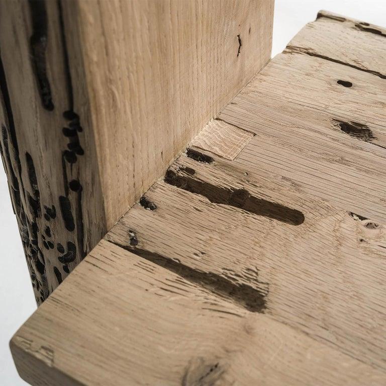 Oak Tree Shape Medium or Small Shelf For Sale