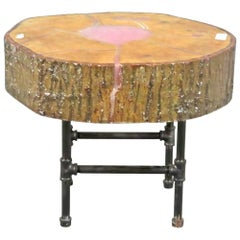 Tree Slab Table