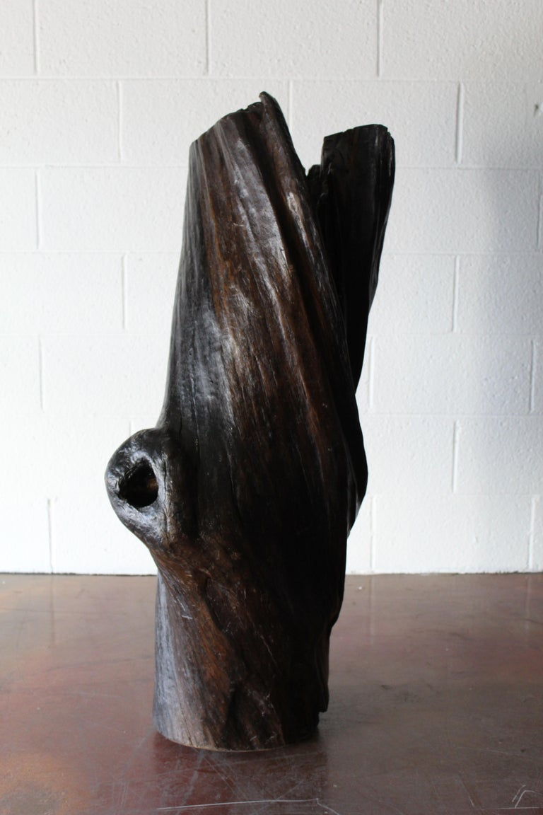 Tree Trunk Sculpture For Sale 2