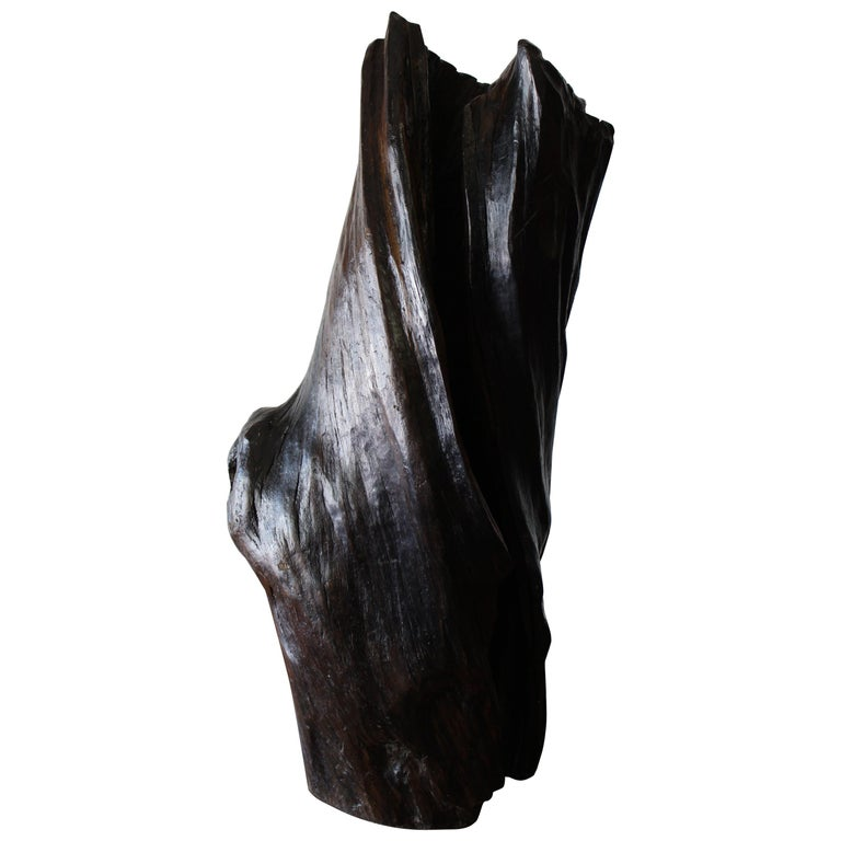 Tree Trunk Sculpture For Sale