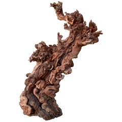 Treebeard Natural Wood Sculpture