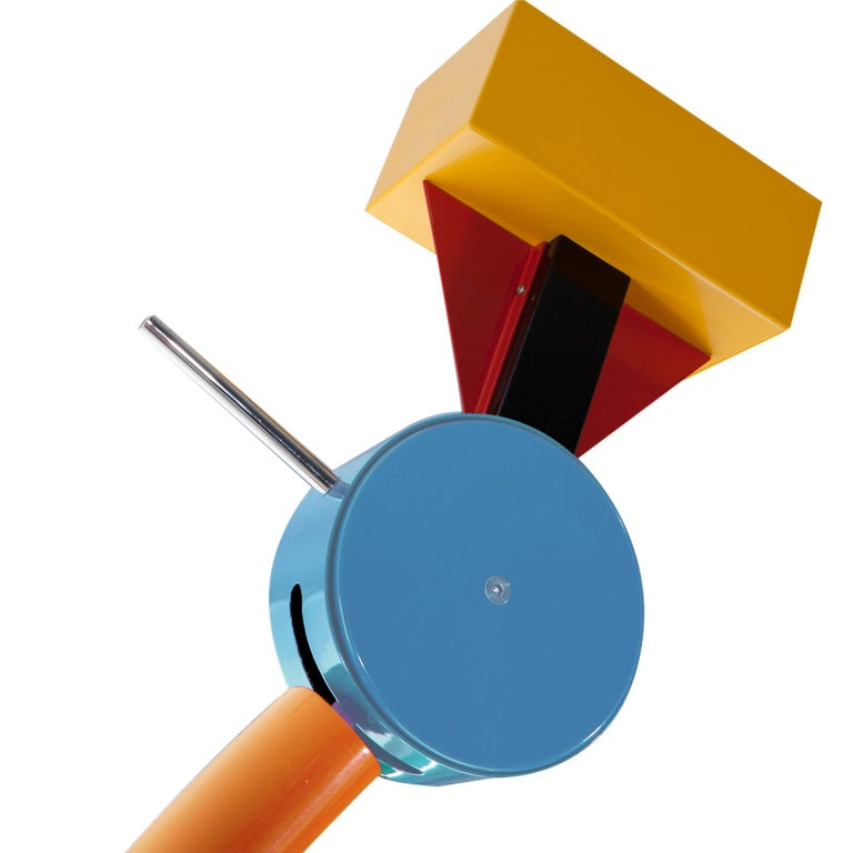 Modern Treetops Floor Lamp 'Eu', by Ettore Sottsass from Memphis Milano For Sale