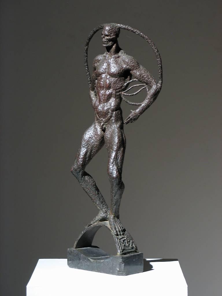 Samhain - Sculpture by Trego