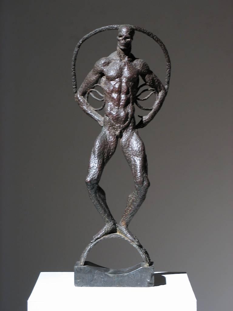 Trego Figurative Sculpture - Samhain