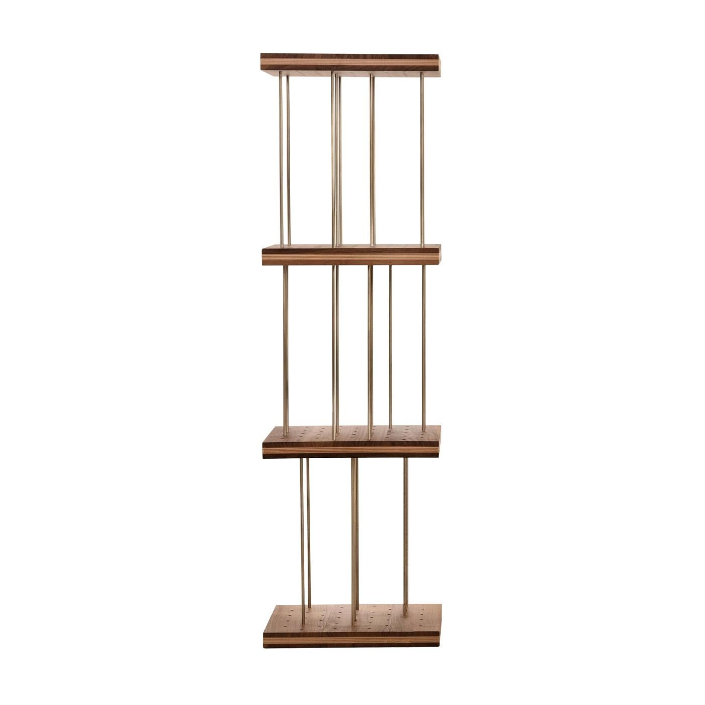 Trentatrè 3-Module Bookcase by Salvatore Martorana