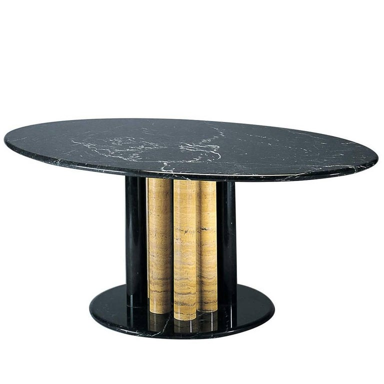 Trepertre Dining Table by Sergio Asti For Sale