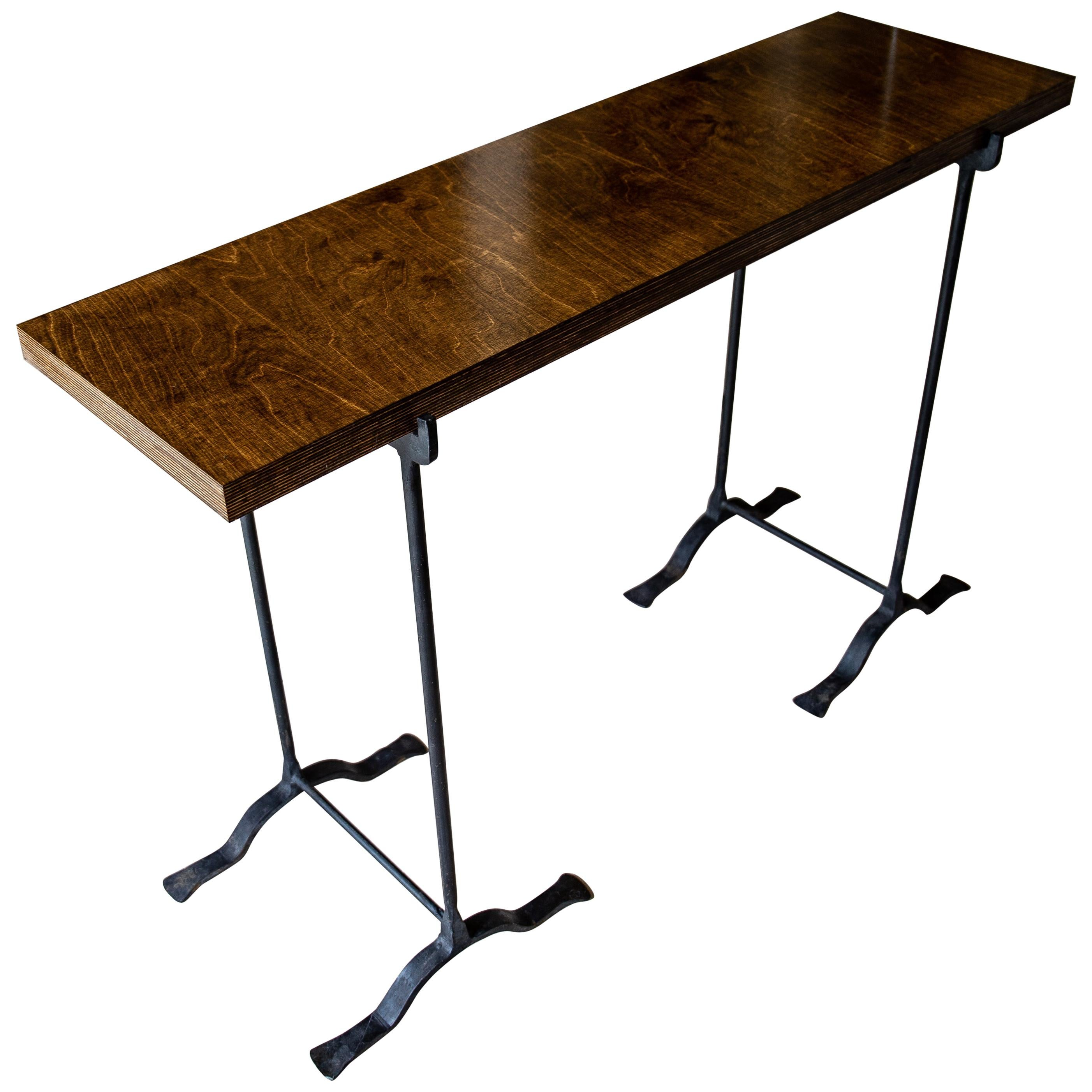Console Table Design by Toad Gallery London - hand crafted and scalable
