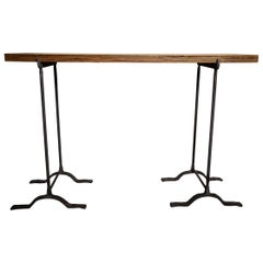 Trestle Console Table Series