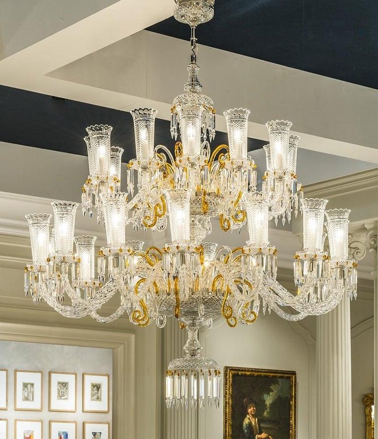new york 5ae0a abcbb Trevi Classical Handmade Crystal Chandelier IV