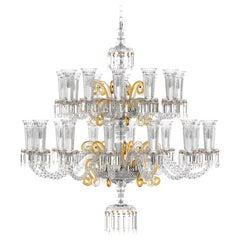 Trevi Classical Handmade Crystal Chandelier IV