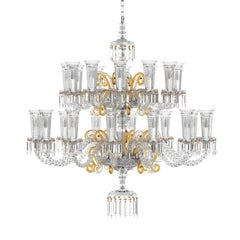Trevi Classical Handmade Crystal Chandelier IV