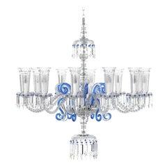 Trevi Classical Handmade Crystal Chandelier V