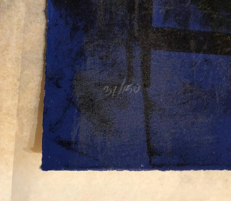 Eclipse - Black Still-Life Print by Trevor Southey