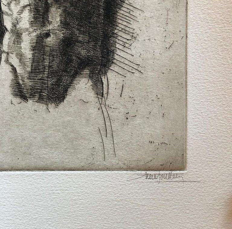 Torso II - Print by Trevor Southey