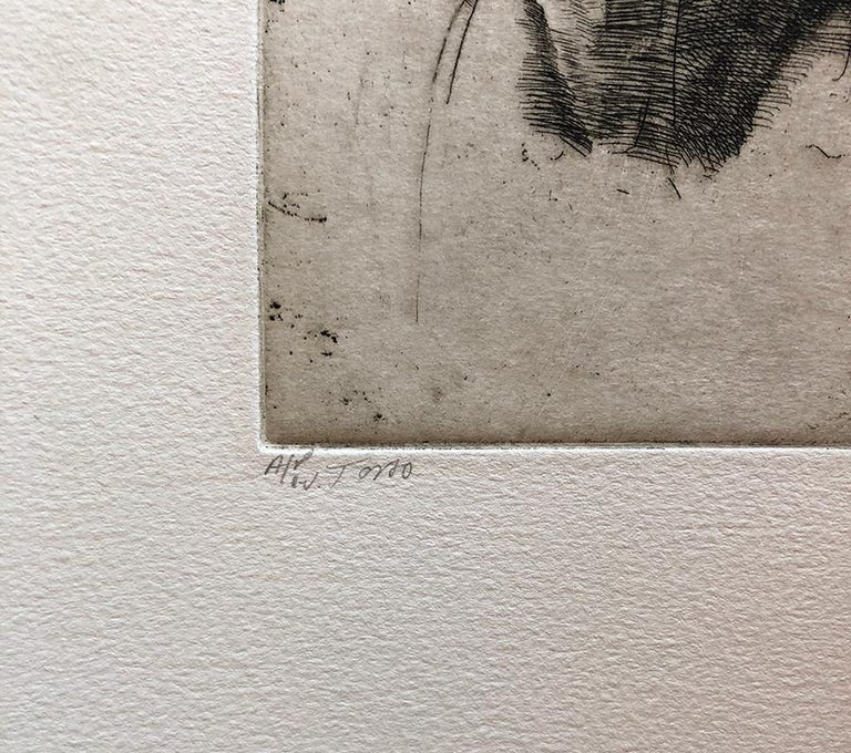 Torso II - Contemporary Print by Trevor Southey