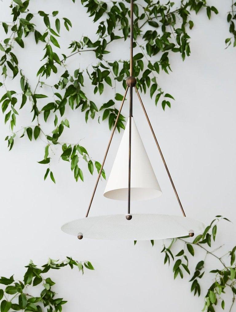 Contemporary Tri Cone For Sale