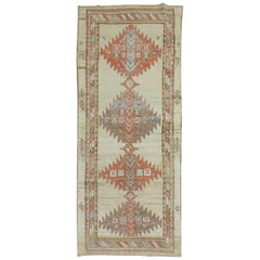 Tribal Camel Persian Serab Geometric Casual Runner