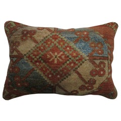 Tribal Ersari Bolster Rug Pillow