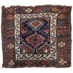 Tribal Kurd Bagface Textile Rug