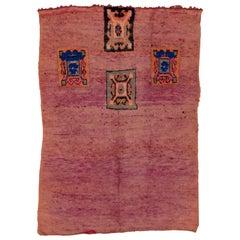Stammeskunst Marokkanischer Teppich