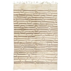 Tribal Moroccan Rug Middle Atlas Tribe
