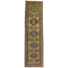 Tribal Narrow Persian Bakshaish Runner