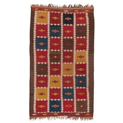 Tribal Persian Kilim Rug