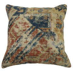 Tribal Rug Pillow